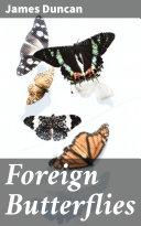 Foreign Butterflies Book