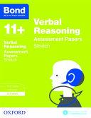Bond 11   Verbal Reasoning  Stretch Practice