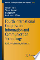 Fourth International Congress on Information and Communication Technology