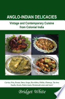Anglo Indian Delicacies