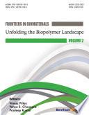 Unfolding the Biopolymer Landscape