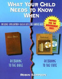 What Your Child Needs to Know When