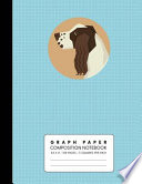 Graph Paper Composition Notebook: English Springer Spaniel - Quad Ruled 5 Squares Per Inch for Math & Science