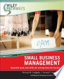 Wiley Pathways Small Business Management