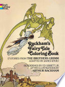 Rackham s Fairy Tale Coloring Book