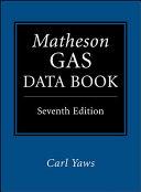 Matheson Gas Data Book