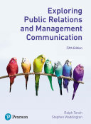 Exploring Public Relations and Management Communication PDF  5th Edition