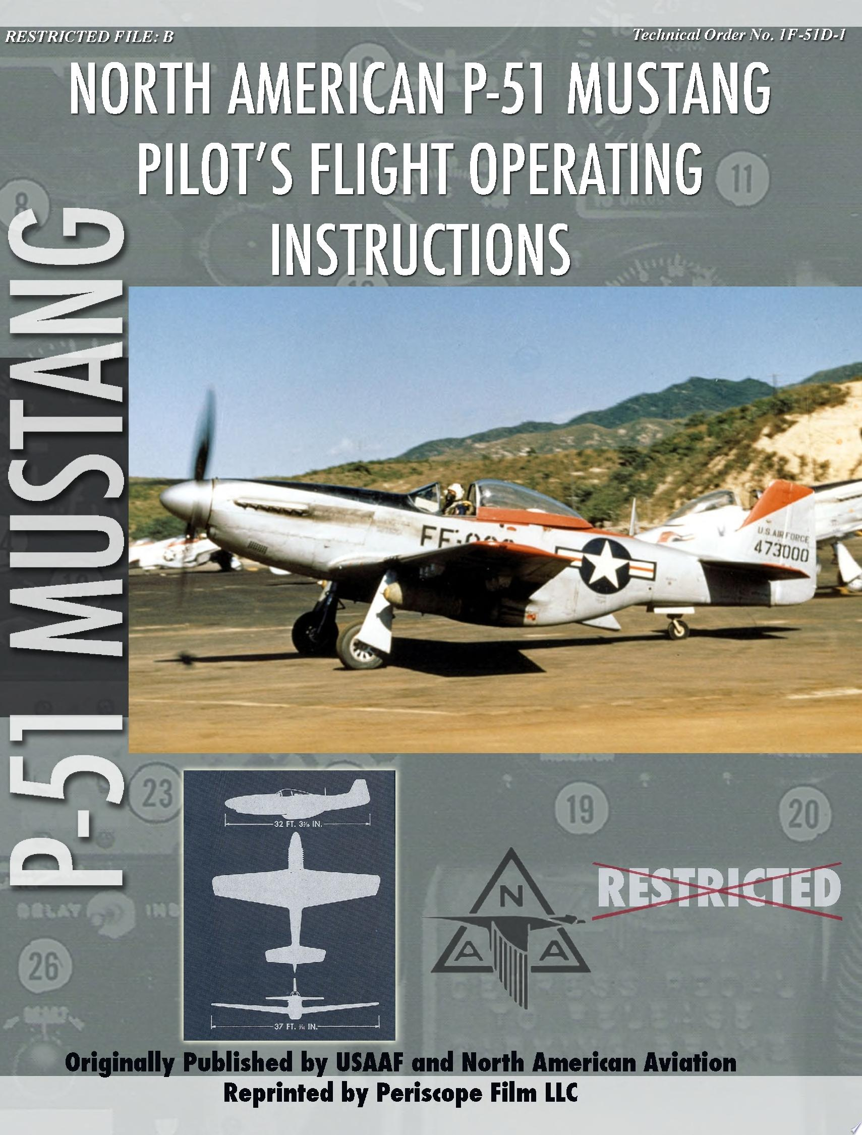 P 51 Mustang Pilot s Flight Manual