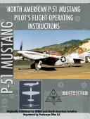 P 51 Mustang Pilot s Flight Manual