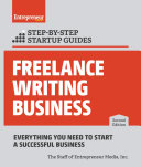 Freelance Writing Business  Step by Step Startup Guide