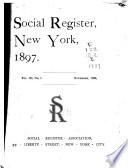 Social Register, New York