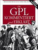 Die GPL kommentiert und erklärt
