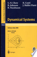 Dynamical Systems Book PDF