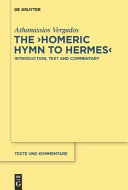 A Commentary on the Homeric Hymn to Hermes