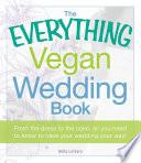 The Everything Vegan Wedding Book