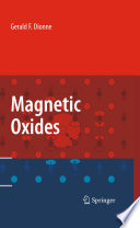 Magnetic Oxides