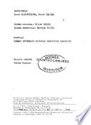 Informator o placówkach informacji w Polsce