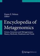 Encyclopedia of Metagenomics Book