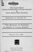 Nutrition in Action IV Book PDF