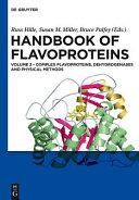 Handbook of Flavoproteins