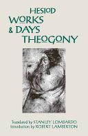 Works and Days and Theogony Pdf/ePub eBook