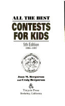 All the Best Contests for Kids Book