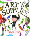 Art s Supplies Book
