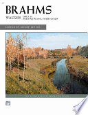 Brahms    Waltzes  Op  39 Book PDF