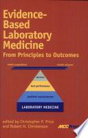 Evidence Based Laboratory Medicine Book PDF