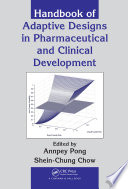 Handbook Of Adaptive Designs In Pharmaceutical And Clinical Development Book PDF