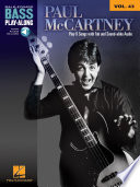 Paul McCartney Bass Play-Along