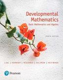 Mymathlab With Pearson Etext 10 Week Standalone Access Card For Developmental Mathematics PDF
