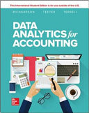 Cover of Data Analytics for Accounting