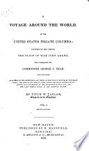 A Voyage Round the World in the United States Frigate Columbia Book