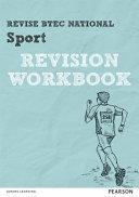 Revise BTEC National Sport Revision Workbook