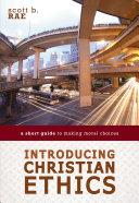 Introducing Christian Ethics Pdf/ePub eBook