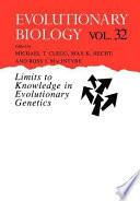 Evolutionary Biology Book PDF