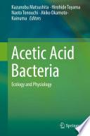 Acetic Acid Bacteria Book