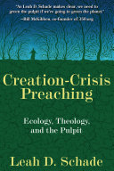 Creation-Crisis Preaching [Pdf/ePub] eBook