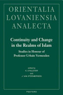Continuity and Change in the Realms of Islam