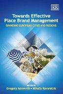 Towards Effective Place Brand Management Pdf/ePub eBook