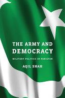The Army and Democracy Pdf/ePub eBook