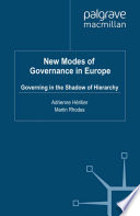 New Modes of Governance in Europe