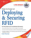 How to Cheat at Deploying and Securing RFID Book