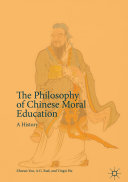 The Philosophy of Chinese Moral Education Pdf/ePub eBook