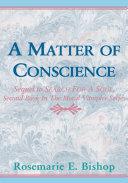A Matter of Conscience Pdf/ePub eBook