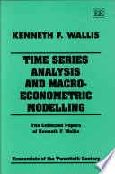 Time Series Analysis and Macroeconometric Modelling