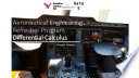 Aeronautical Engineering Refresher Program Study Guide  Differential Calculus