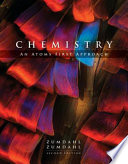 Student Solutions Manual for Zumdahl/Zumdahl's Chemistry: An Atoms First Approach, 2nd