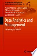 Data Analytics and Management Book